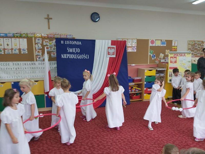 11 Listopada święto Niepodległości Przedszkole Miejskie Nr