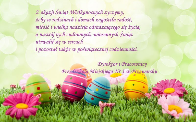 Kartka Wielkanoc